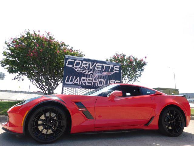 2018 Chevrolet Corvette Grand Sport 7 Speed, Mylink, Black Alloys Only 2k