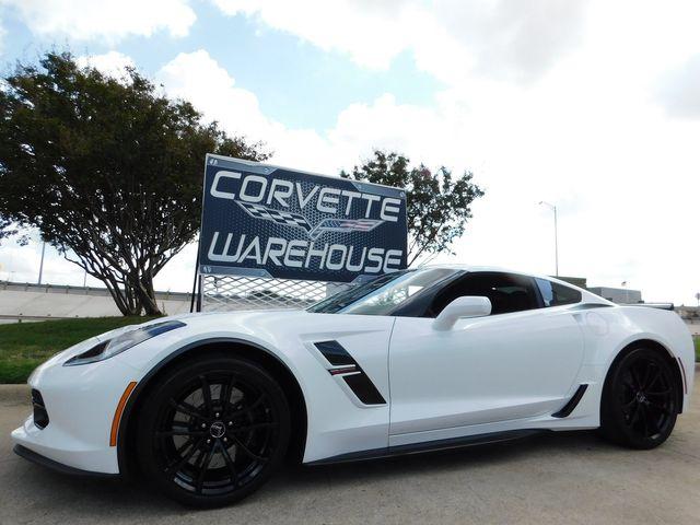 2018 Chevrolet Corvette Grand Sport NAV, NPP, UQT, 7-Speed, Black Rims 9k