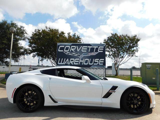 2018 Chevrolet Corvette Grand Sport NAV, NPP, UQT, 7-Speed, Black Rims 9k in Dallas, Texas 75220