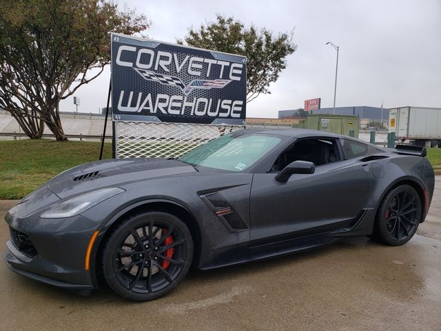 2018 Chevrolet Corvette Grand Sport 2LT, Auto, NAV, NPP, Black Alloys 10k in Dallas, Texas 75220