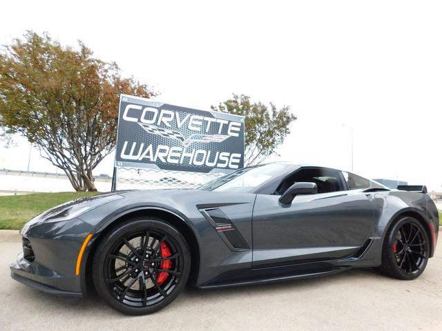 2018 Chevrolet Corvette Grand Sport 2LT, Auto, NAV, NPP, Black Alloys 10k in Dallas, Texas 75220