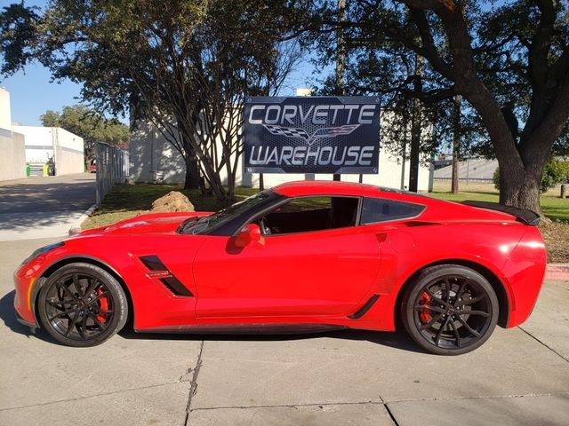 2018 Chevrolet Corvette Grand Sport NAV, NPP, UQT, Auto, Blk Wheels 20k in Dallas, Texas 75220