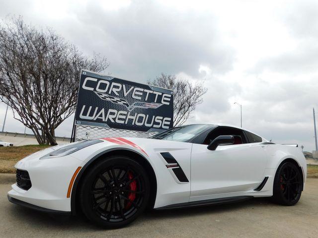 2018 Chevrolet Corvette Grand Sport Z07 Pkg, Auto, Heritage, NAV, NPP, 3k
