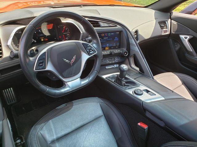 2018 Chevrolet Corvette Grand Sport Heritage, 7-Speed, Black Wheels 19k in Dallas, Texas 75220