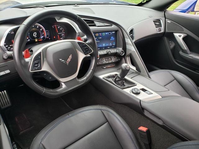 2018 Chevrolet Corvette Grand Sport 2LT, CFZ, NAV, DXX, Heritage,15k in Dallas, Texas 75220