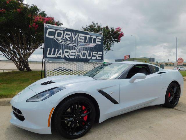 2018 Chevrolet Corvette Coupe Z51, 3LT, NAV, PDR, NPP, Auto, Only 9k in Dallas, Texas 75220