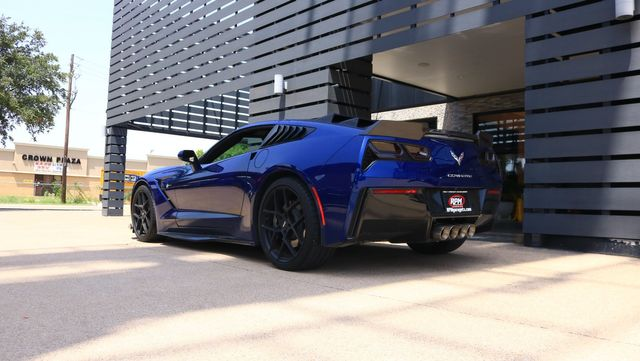 2018 Chevrolet Corvette 1LT with Many Upgrades in Dallas, TX 75229