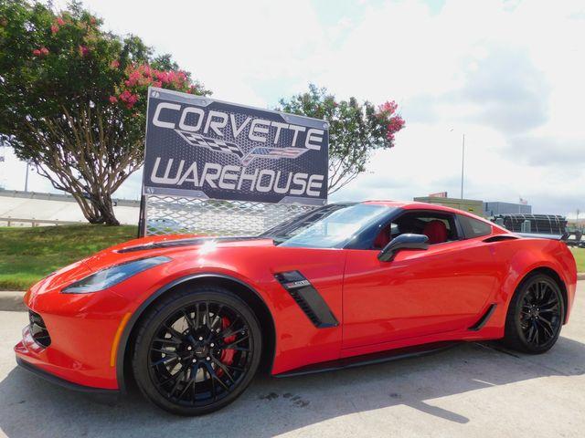 2018 Chevrolet Corvette Z06 2LZ, Mylink, PDR, NPP, Auto, Black Alloys 7k