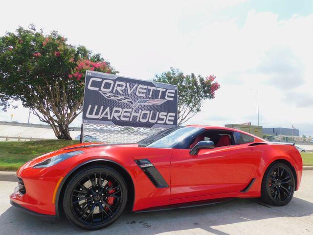 2018 Chevrolet Corvette Z06 2LZ, Mylink, PDR, NPP, Auto, Black Alloys 7k in Dallas, Texas 75220