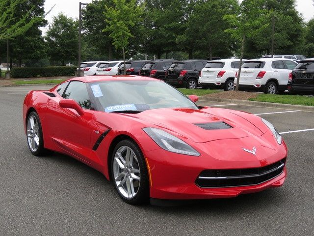 2018 Chevrolet Corvette 2LT