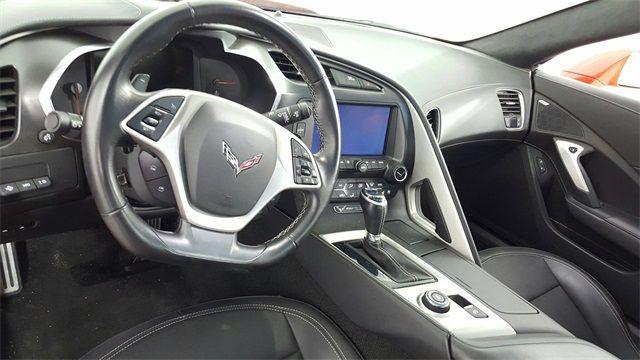 2018 Chevrolet Corvette Stingray 3LT in McKinney Texas, 75070
