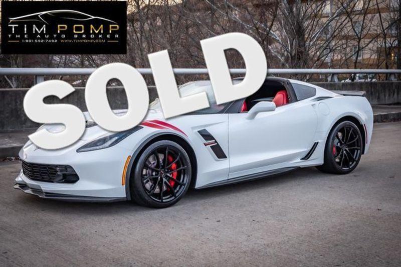 2018 Chevrolet Corvette Grand Sport 2LT | Memphis, Tennessee | Tim Pomp - The Auto Broker in Memphis Tennessee