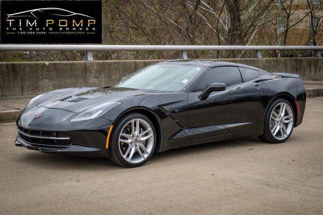 2018 Chevrolet Corvette 3LT in Memphis, Tennessee 38115