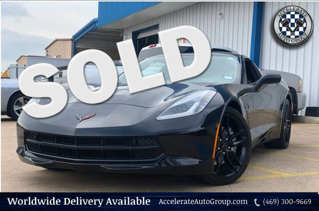 2018 Chevrolet Corvette 2LT in Rowlett