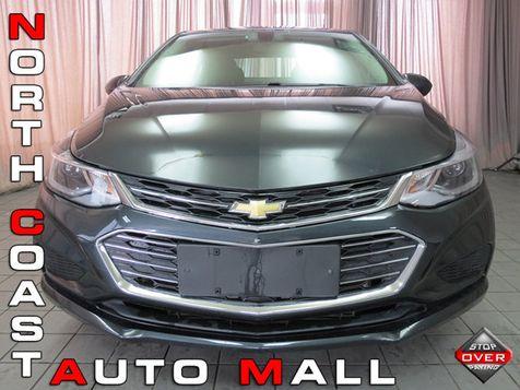 2018 Chevrolet Cruze LT in Akron, OH