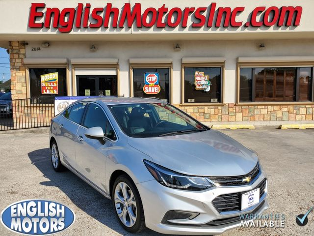 2018 Chevrolet Cruze Premier in Brownsville, TX 78521