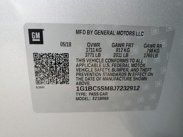 2018 Chevrolet Cruze LS in Brownsville, TX 78521