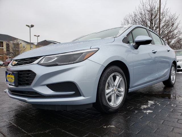 2018 Chevrolet Cruze LT | Champaign, Illinois | The Auto Mall of Champaign in Champaign Illinois