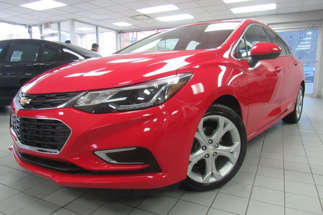 2018 Chevrolet Cruze Premier W/ BACK UP CAM Chicago, Illinois 1