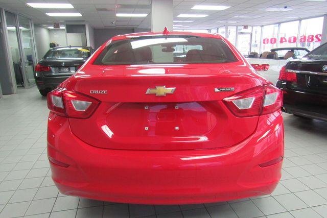 2018 Chevrolet Cruze Premier W/ BACK UP CAM Chicago, Illinois 5