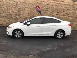 2018 Chevrolet Cruze LS in Devine, Texas 78016