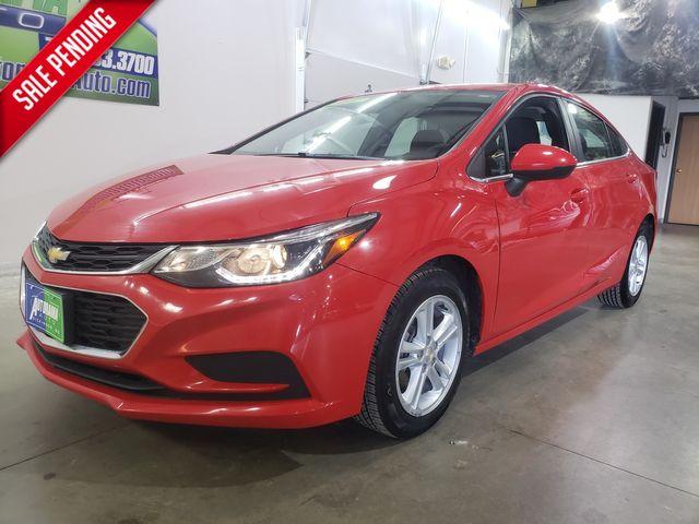 2018 Chevrolet Cruze LT 12/12 Warranty included