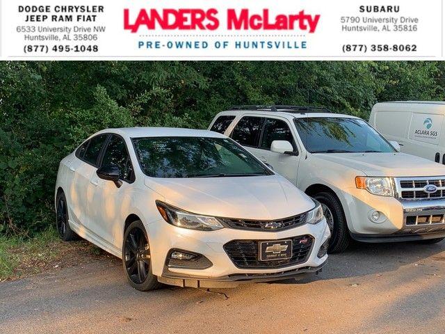 2018 Chevrolet Cruze LT | Huntsville, Alabama | Landers Mclarty DCJ & Subaru in  Alabama
