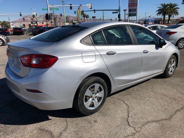 2018 Chevrolet Cruze LS CAR PROS AUTO CENTER (702) 405-9905 Las Vegas, Nevada 2