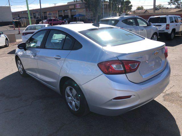2018 Chevrolet Cruze LS CAR PROS AUTO CENTER (702) 405-9905 Las Vegas, Nevada 3