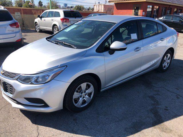 2018 Chevrolet Cruze LS CAR PROS AUTO CENTER (702) 405-9905 Las Vegas, Nevada 5