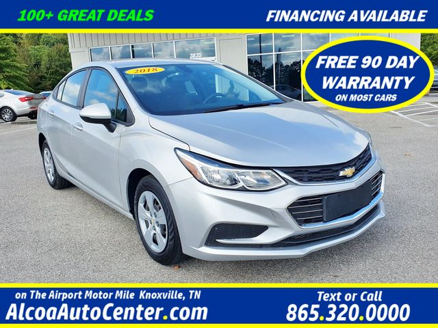 2018 Chevrolet Cruze LS in Louisville, TN 37777