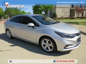 2018 Chevrolet Cruze Premier in McKinney, Texas 75070