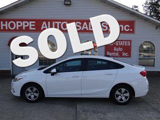 2018 Chevrolet Cruze LS in Paragould, Arkansas 72450