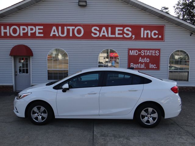 2018 Chevrolet Cruze LS | Paragould, Arkansas | Hoppe Auto Sales, Inc. in  Arkansas