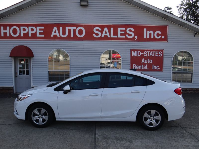 2018 Chevrolet Cruze LS   Paragould, Arkansas   Hoppe Auto Sales, Inc. in Paragould Arkansas