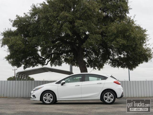 2018 Chevrolet Cruze LT 1.4L I4