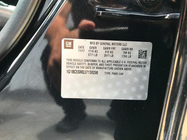 2018 Chevrolet Cruze LS in San Antonio, TX 78212