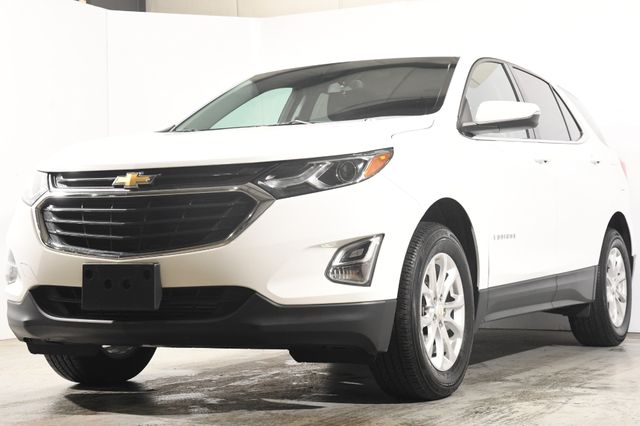 2018 Chevrolet Equinox LT w/ Heated Seats/ Nav/ Safety Tech