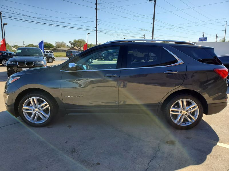 2018 Chevrolet Equinox Premier  Brownsville TX  English Motors  in Brownsville, TX
