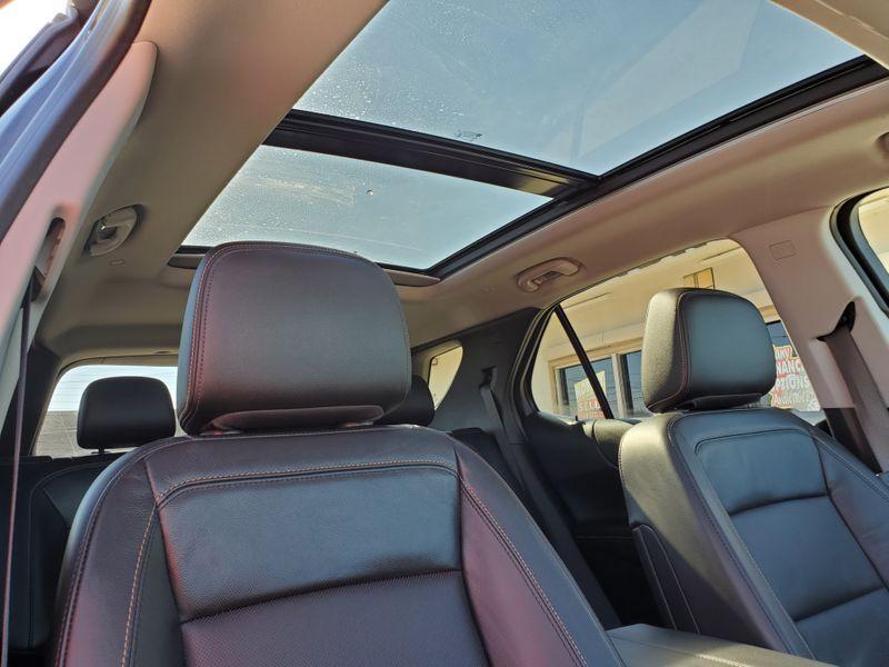 2018 Chevrolet Equinox Premier  Brownsville TX  English Motors  in Brownsville, TX