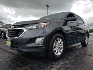 2018 Chevrolet Equinox LS | Champaign, Illinois | The Auto Mall of Champaign in Champaign Illinois