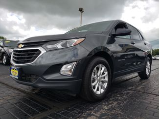 2018 Chevrolet Equinox LS | Champaign, Illinois | The Auto Mall of Champaign in Champaign Illinois