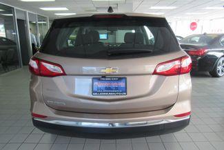 2018 Chevrolet Equinox LS W/ BACK UP CAM Chicago, Illinois 4