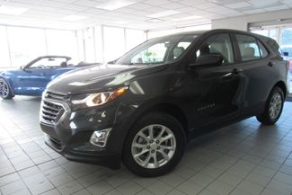 2018 Chevrolet Equinox LS W/ BACK UP CAM Chicago, Illinois 3