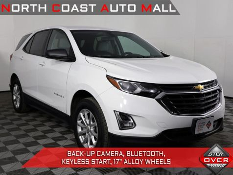 2018 Chevrolet Equinox LS in Cleveland, Ohio