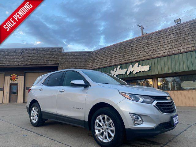 2018 Chevrolet Equinox LT in Dickinson, ND 58601