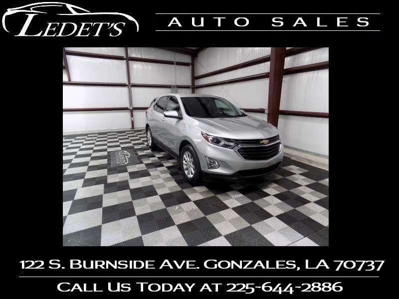 2018 Chevrolet Equinox LT - Ledet's Auto Sales Gonzales_state_zip in Gonzales Louisiana