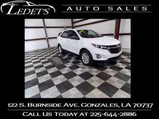 2018 Chevrolet Equinox LS - Ledet's Auto Sales Gonzales_state_zip in Gonzales