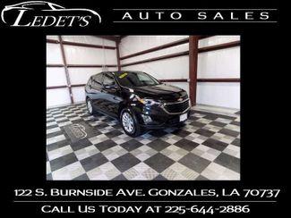 2018 Chevrolet Equinox LT - Ledet's Auto Sales Gonzales_state_zip in Gonzales