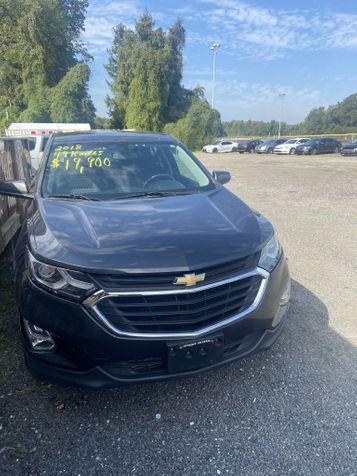 2018 Chevrolet Equinox LT in Harwood, MD